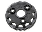 4676 - Spur gear, 76-tooth (48-pitch) (for models with Torque-Control slipper clutch) (TRA4676)