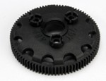 4690 - Spur gear, 90-tooth (48-pitch) (for models with Torque-Control slipper clutch)