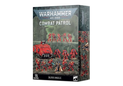 Combat Patrol Blood Angels (GW4125)