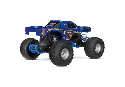 Bigfoot 1/10 RTR Monster Truck w/ XL5-5; Summit (TRA360841)